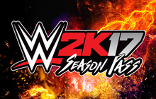 WWE 2K17 - Season Pass Badge
