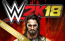 WWE 2K18 Deluxe Edition Badge
