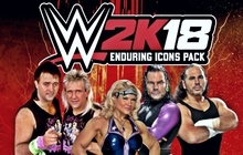 WWE 2K18 Enduring Icons Pack Badge