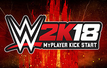 WWE 2K18 MyPlayer KickStart Badge