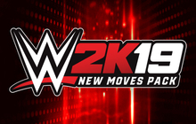 WWE 2K19 New Moves Pack Badge