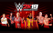 WWE 2K19 Wooooo! Edition Pack! Badge