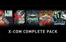 X-Com Complete Pack Badge