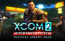 XCOM 2: War of the Chosen - Tactical Legacy Pack Badge
