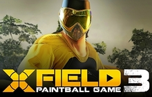 XField Paintball 3 Badge