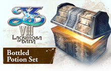 Ys VIII: Lacrimosa of DANA - Bottled Potion Set Badge