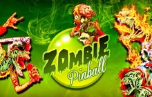Zombie Pinball Badge