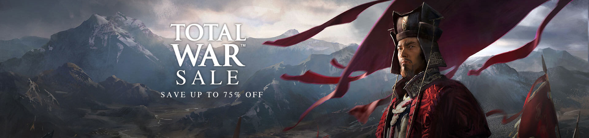 Total War Sale