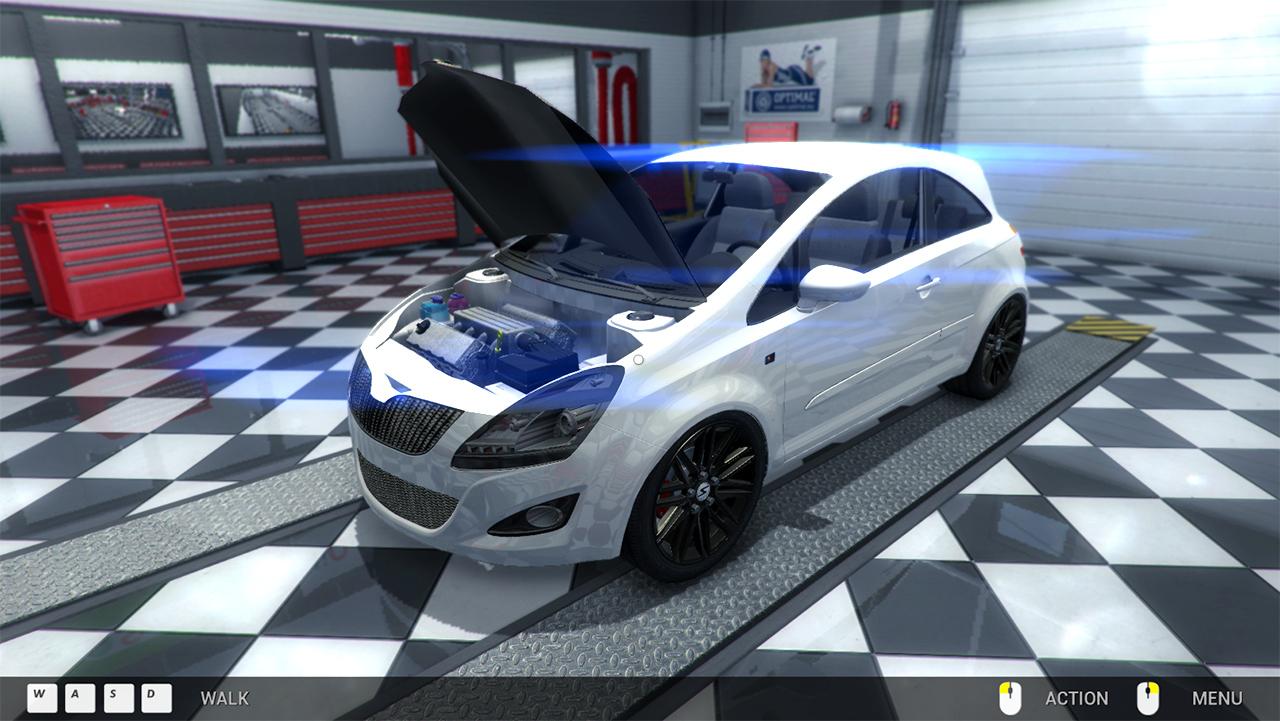 Car Mechanic Simulator on Auto Mechanic Car Repair