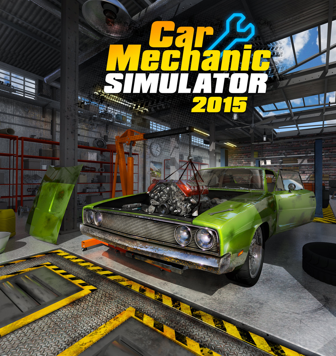 How To Repair Parts In Car Mechanic Simulator