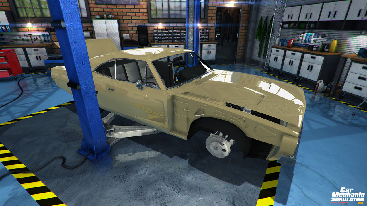 how to buy parking in car mechanic simulator 2015