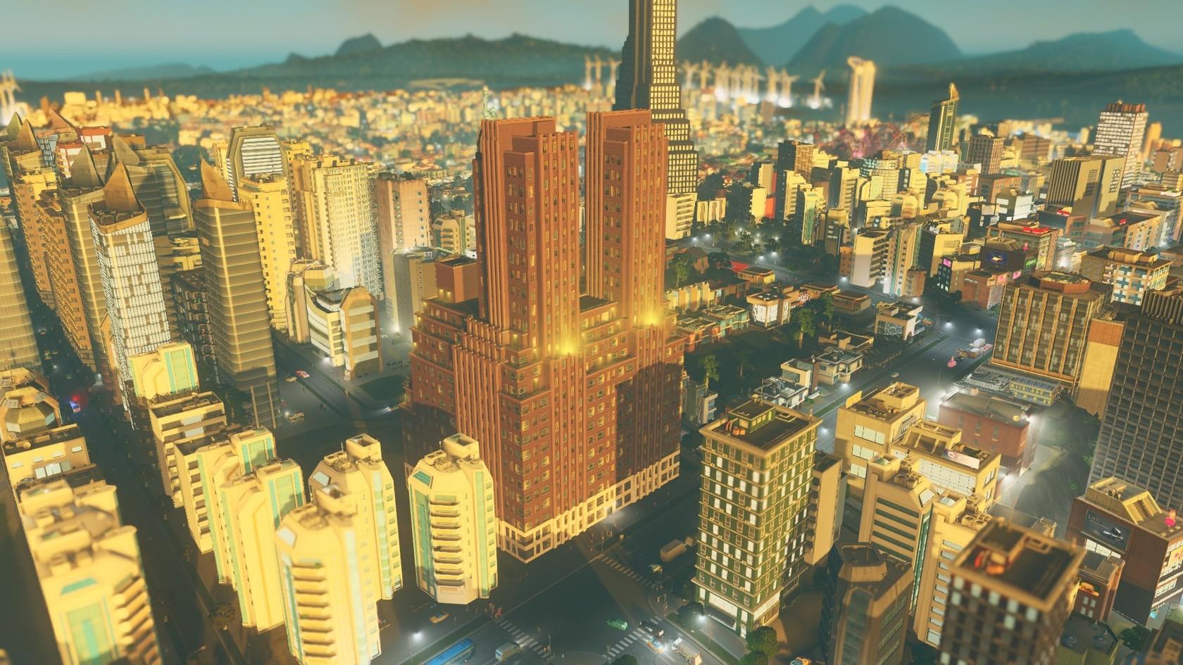 Cities skylines - content creator pack art deco