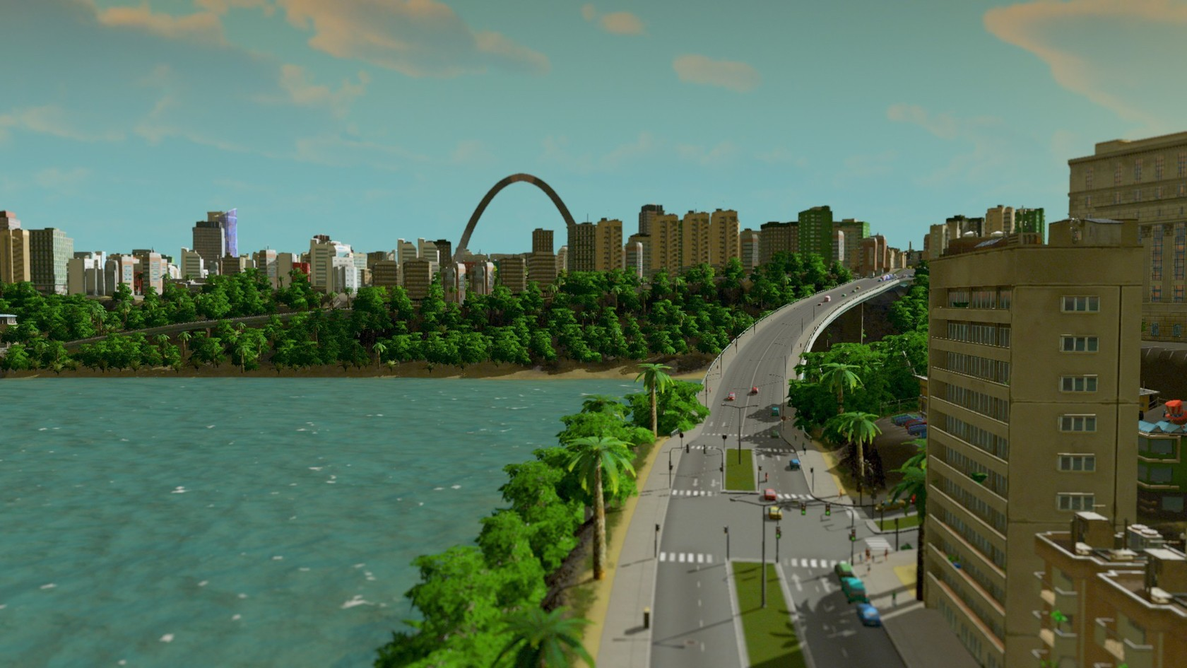 Cities skylines deluxe edition for Us city skylines photos
