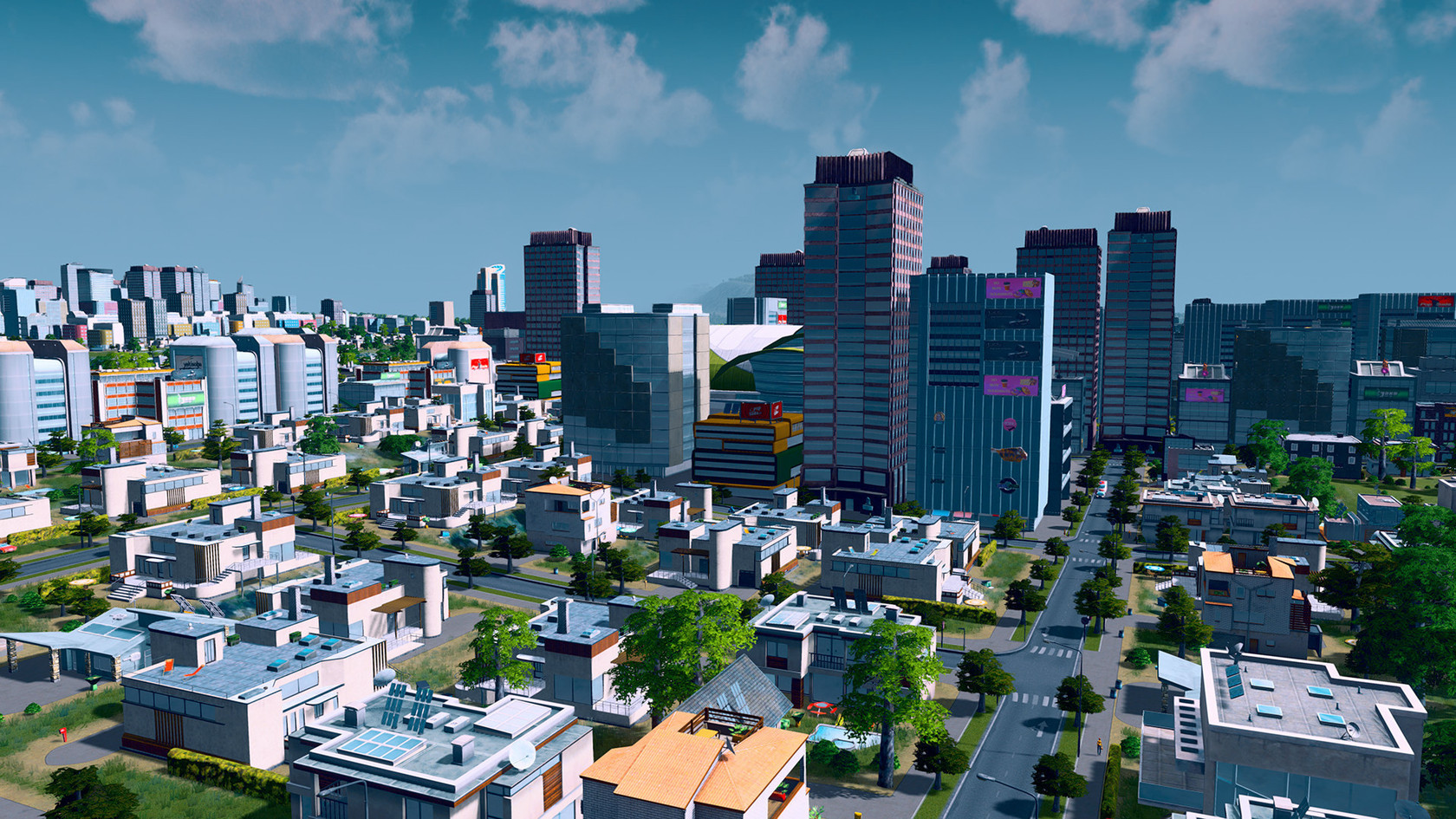 cities skylines windows 10 edition