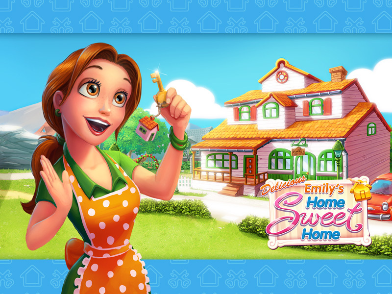emilys home Emily o'malley (maiden name: napoli) is the protagonist of the delicious series she lives in.