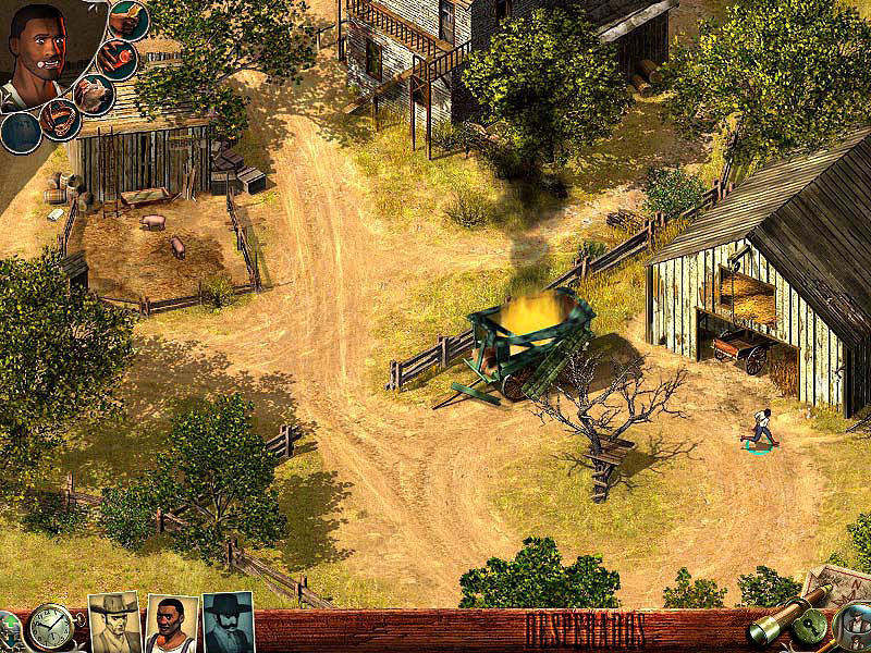 Desperados Wanted Dead Or Alive Wingamestore Com
