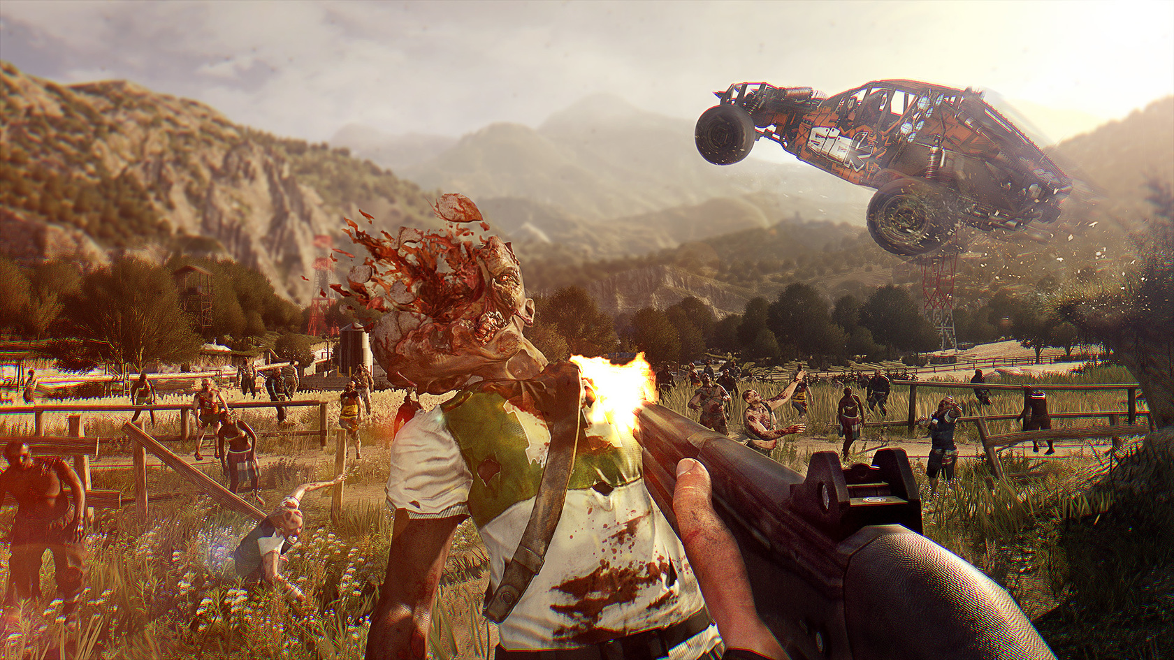 Dying Light: The Following | wingamestore com