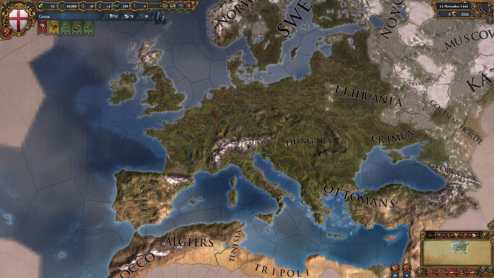 how to play europa universalis iv