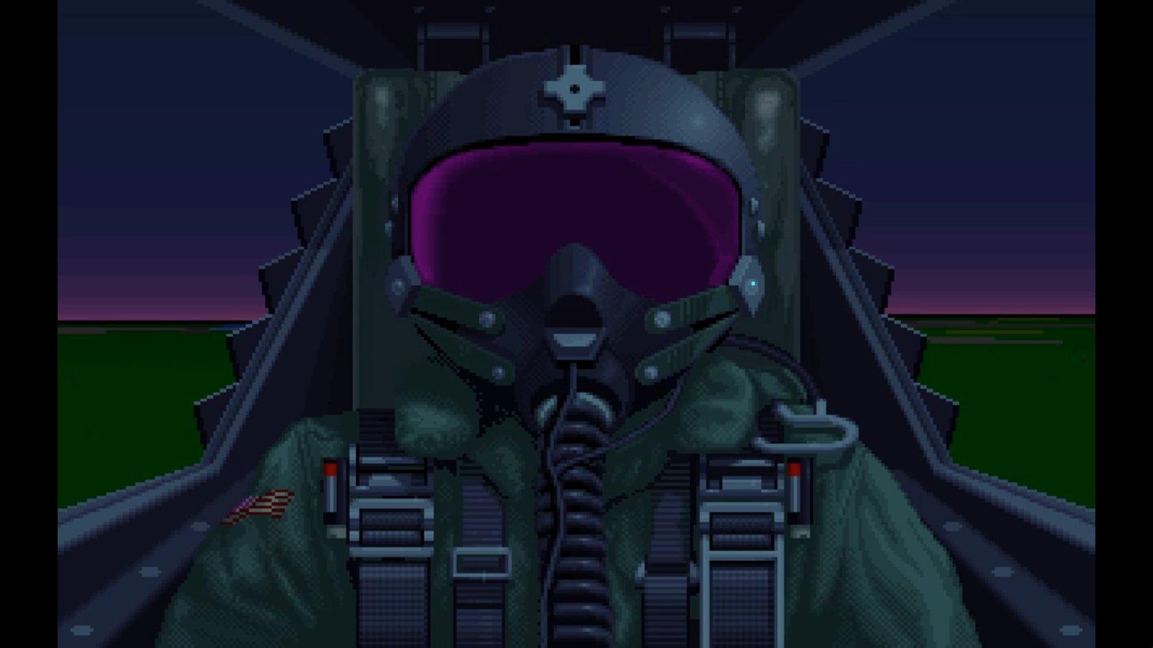 F 117 Stealth Fighter Game F117A Nighthawk...