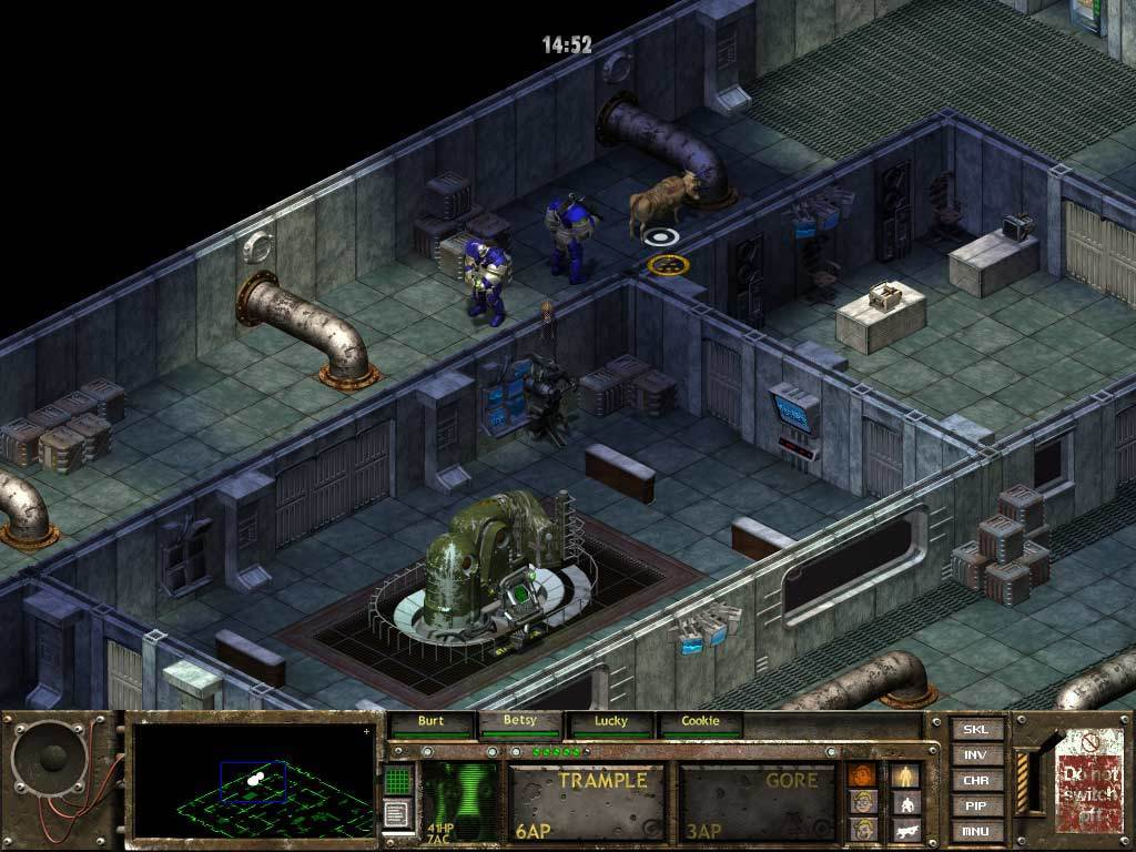 how to join the brotherhood of steel in fallout 1