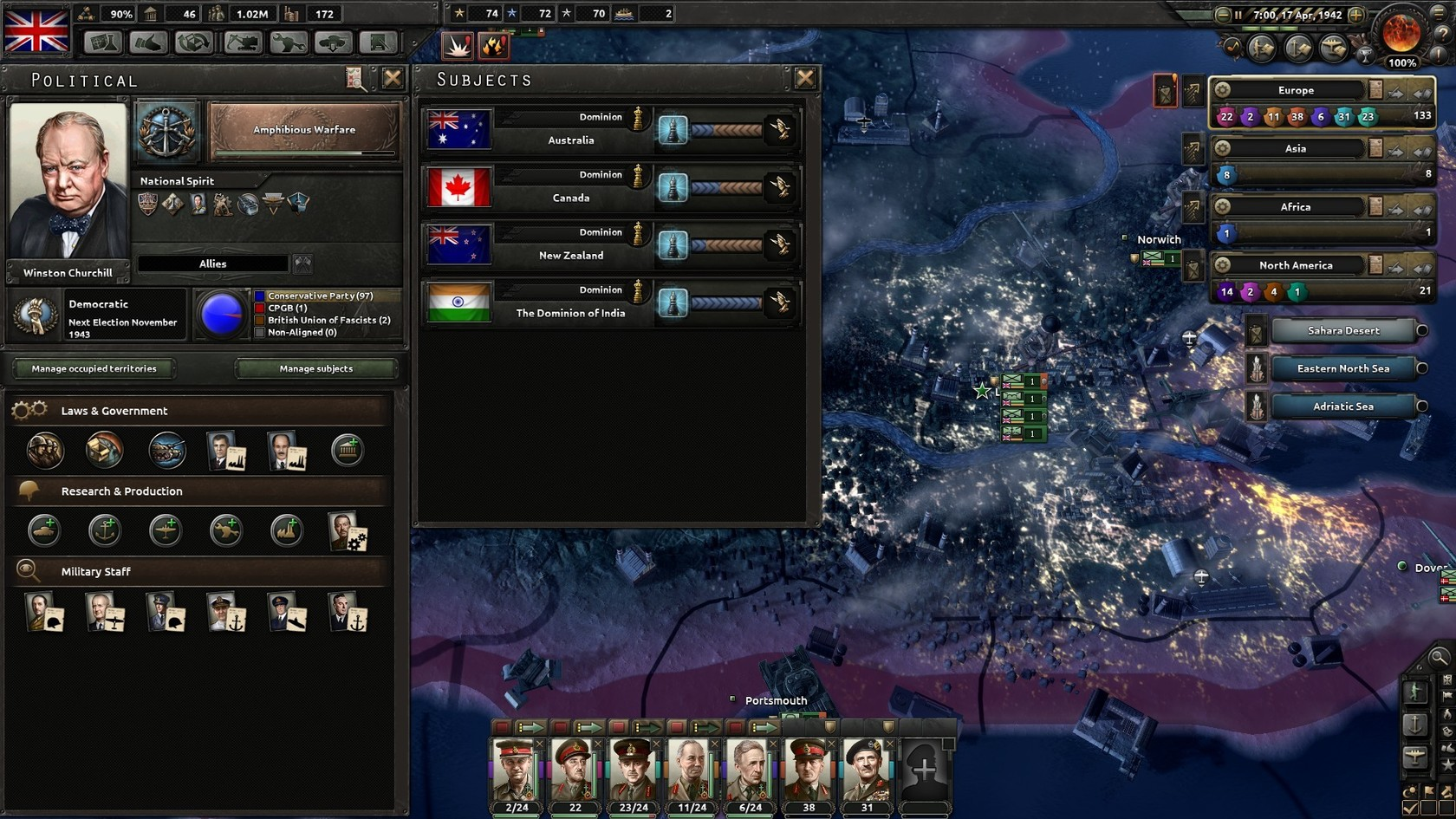 Hearts of Iron IV: Together for Victory | wingamestore com