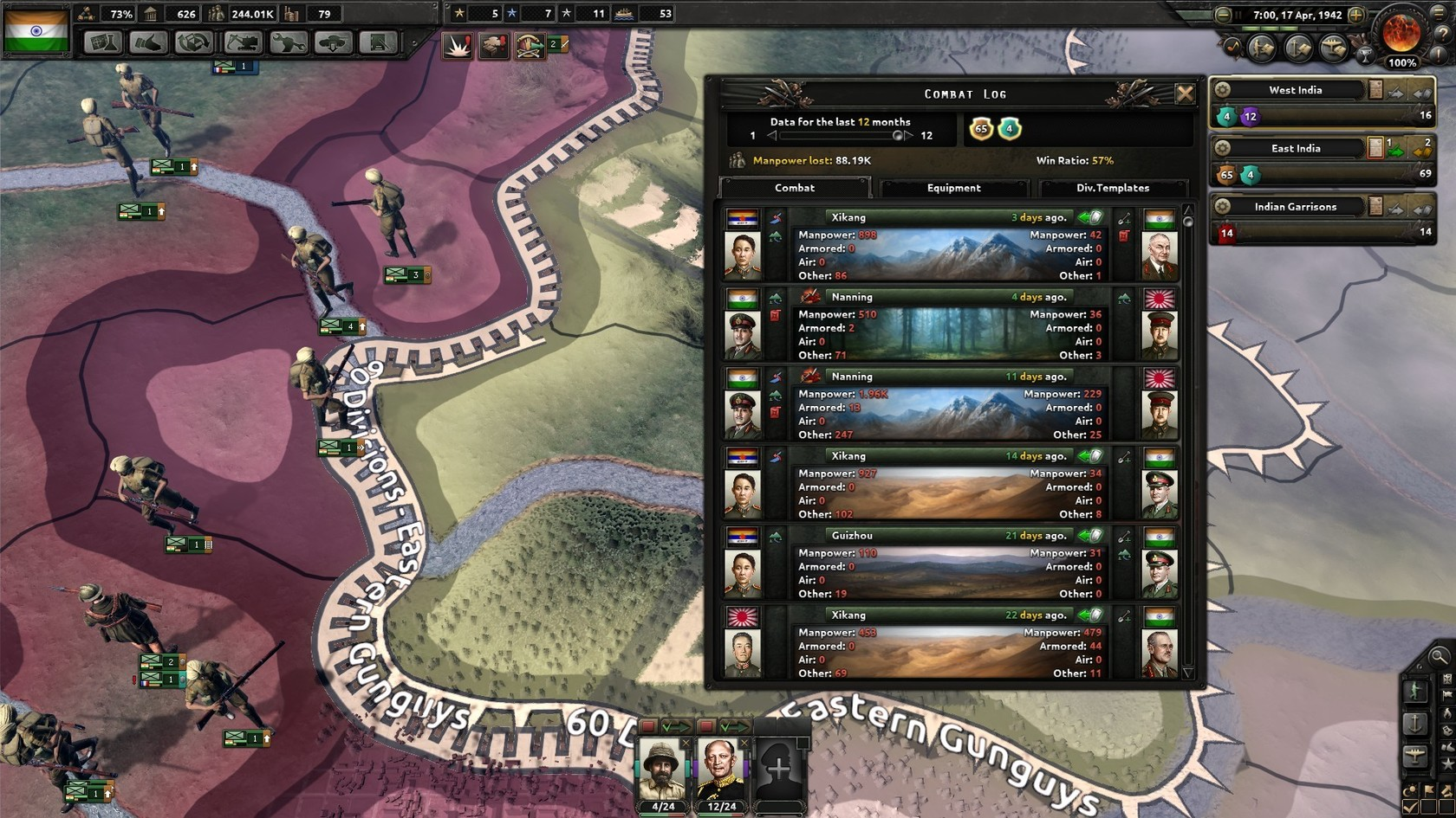 Hearts of Iron IV: Together for Victory   wingamestore com