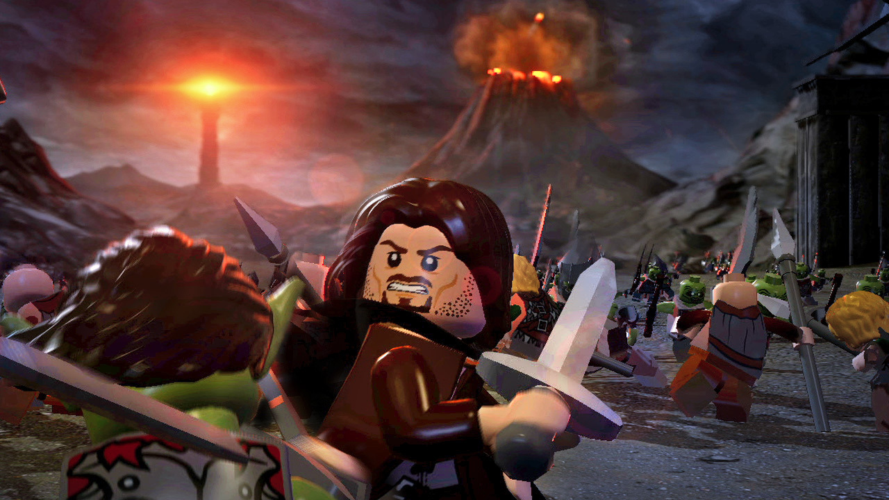 LEGO The Lord Of Rings Screenshot 3
