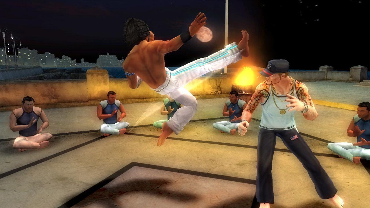 Martial Arts Capoeira Wingamestore Com