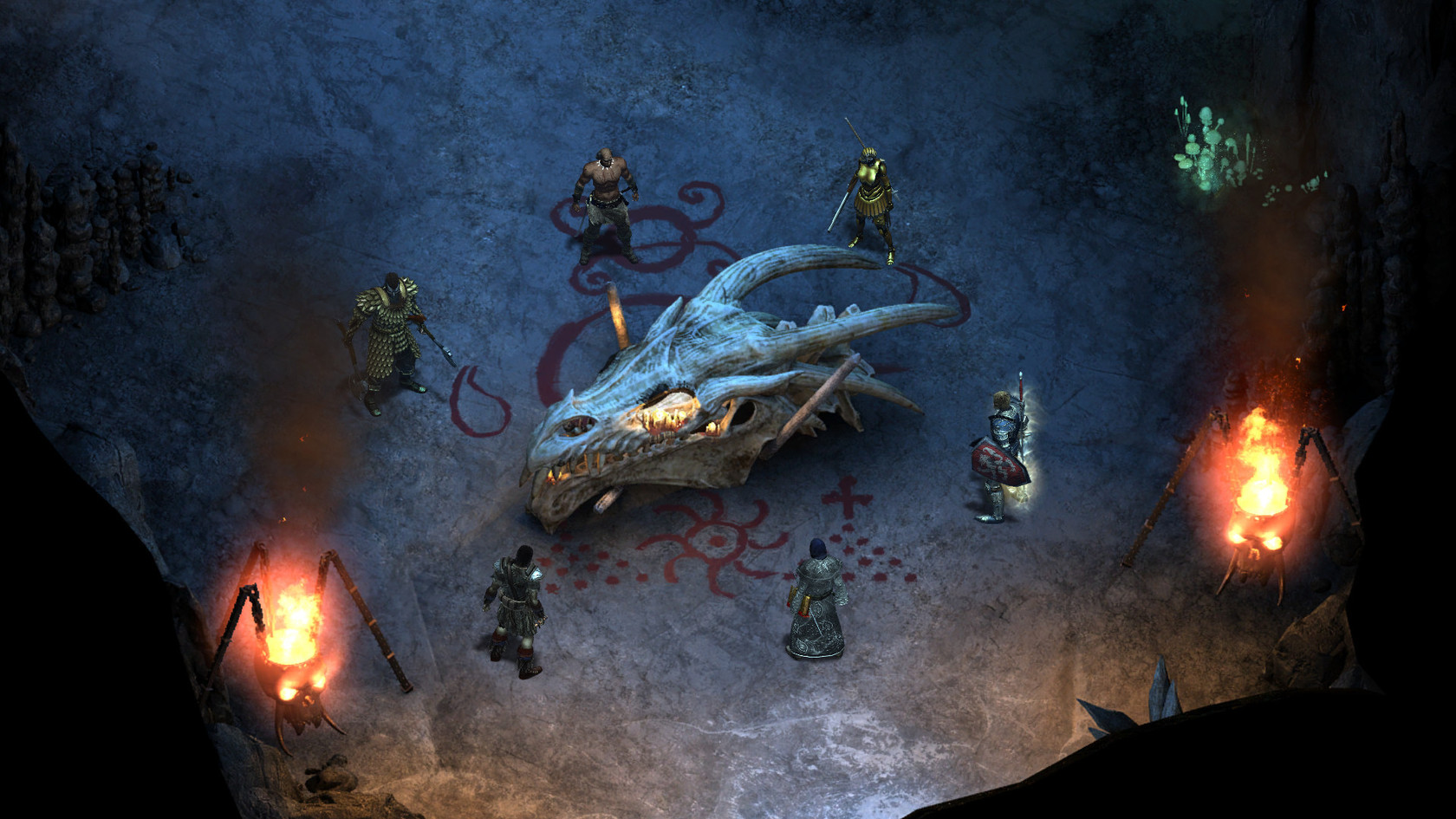 Pillars of Eternity: The White March - Part I | wingamestore com