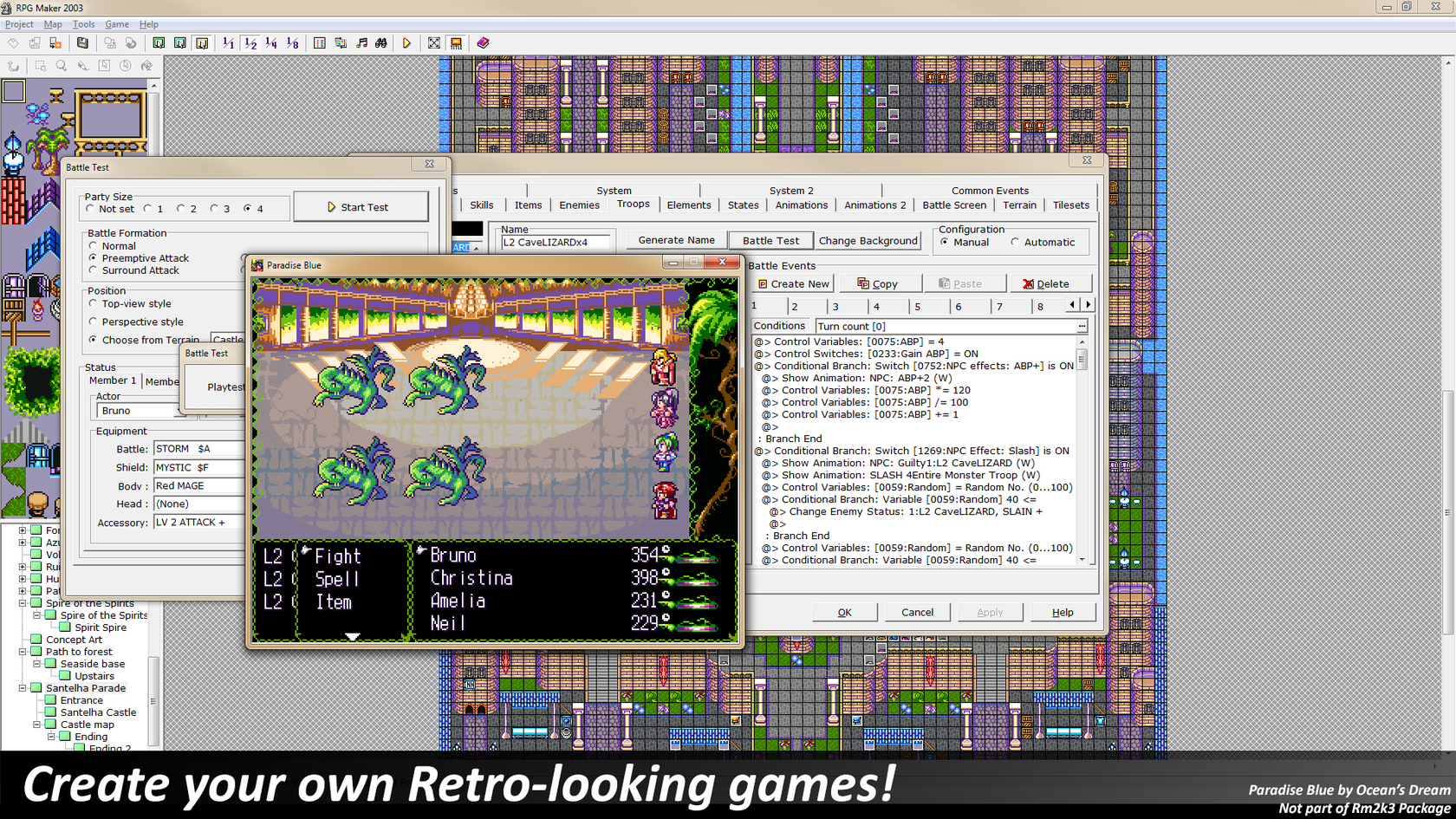 RPG Maker 2003 | wingamestore com