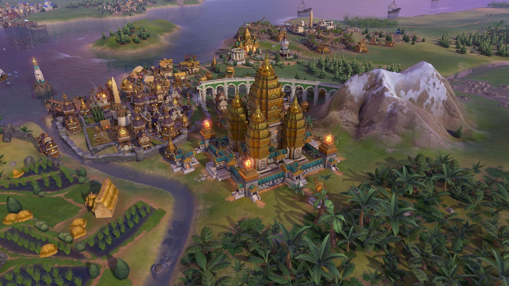 civilization 6 graphics card