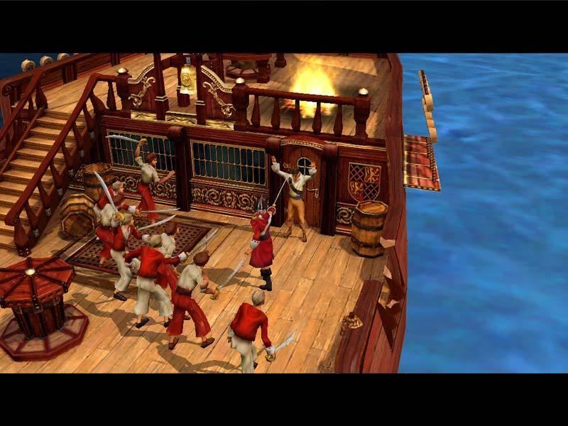 Sid Meier S Pirates Wingamestore Com