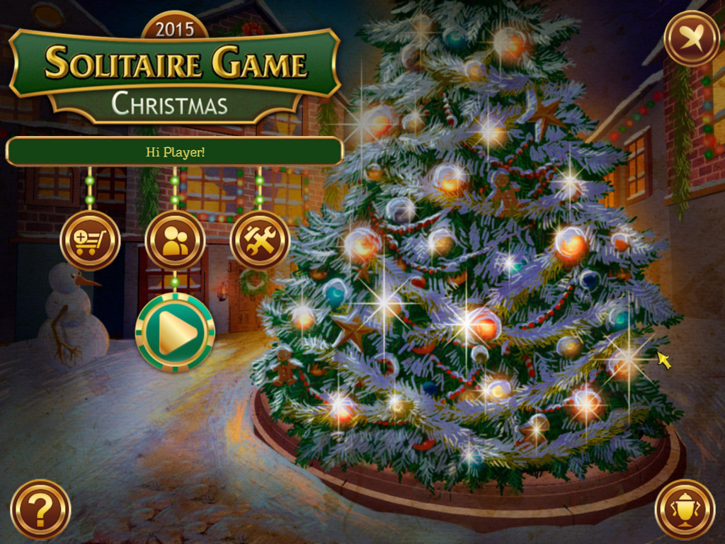 Christmas The Board Game