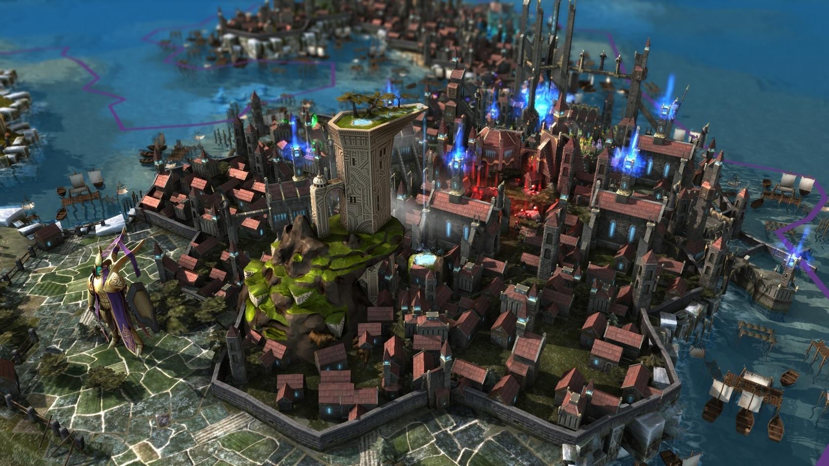 Endless Legend Cities Builder