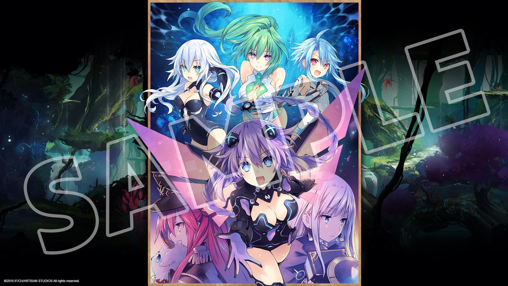 Super Neptunia RPG Deluxe Pack | wingamestore com
