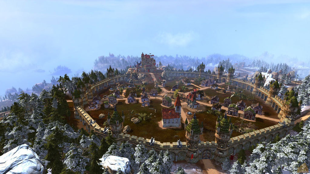 The Settlers 7: Paths to a Kingdom DLC Set 1 + 2 ... on