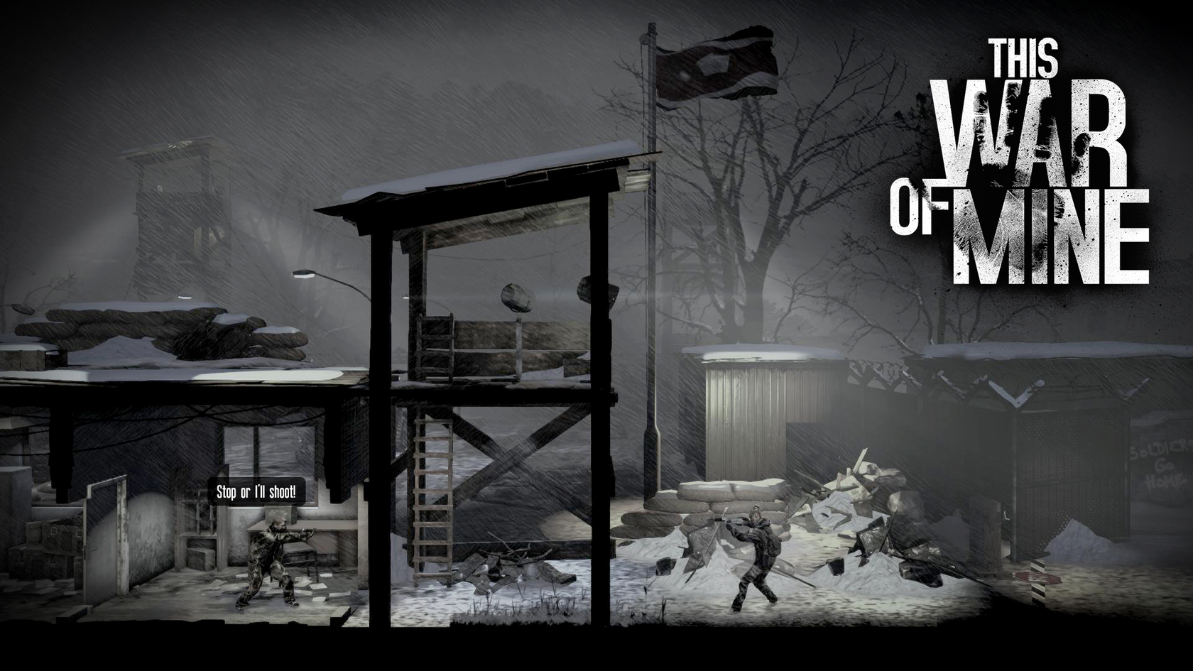 how to play this war of mine