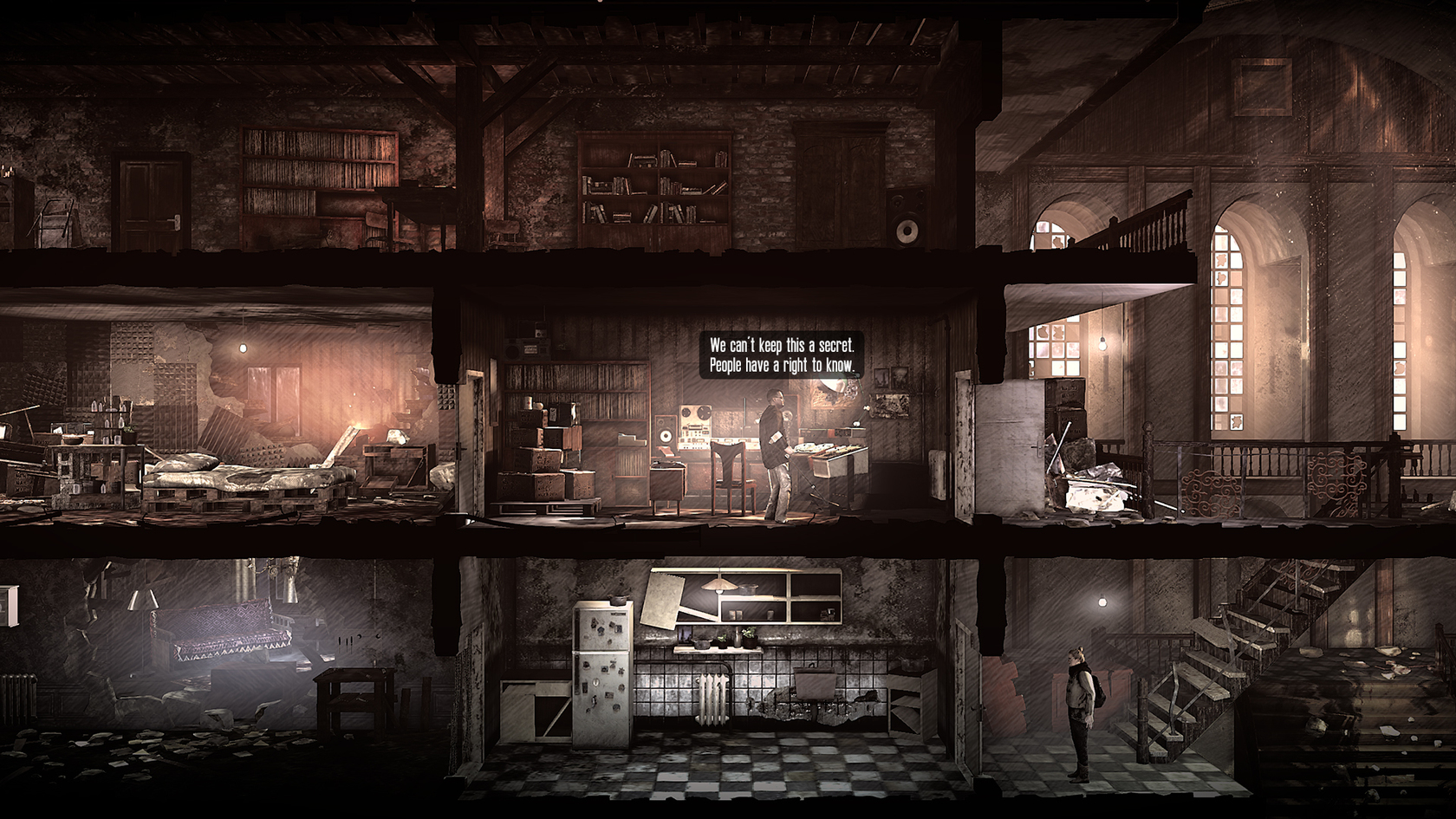 This War of Mine: Stories - The Last Broadcast (ep. 2 ...