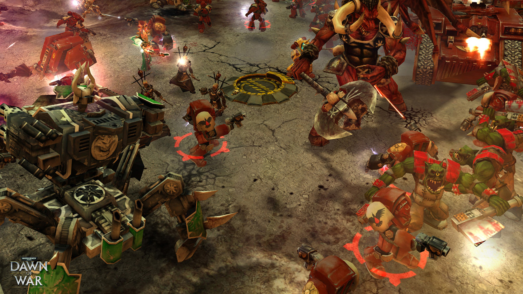 Warhammer 174 40 000 Dawn Of War 174 Game Of The Year