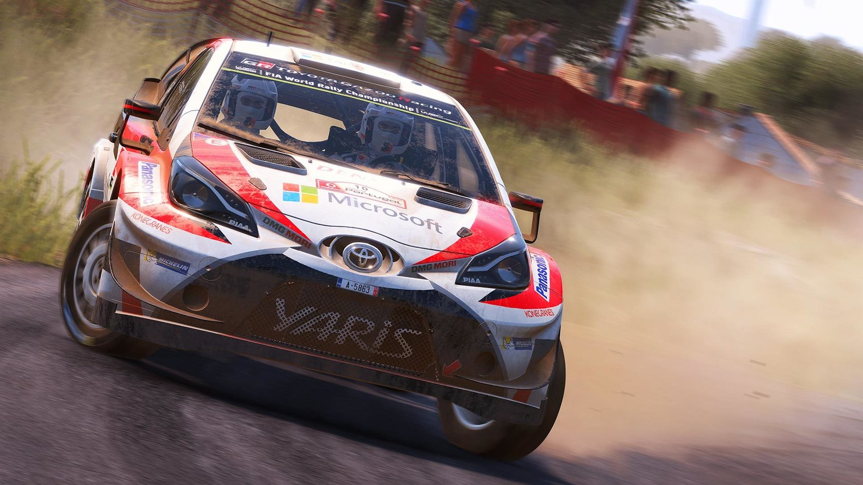 Wrc 7 Fia World Rally Championship Wingamestore Com