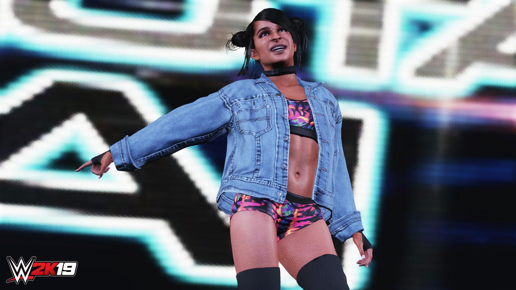WWE 2K19 Rising Stars Pack   wingamestore com