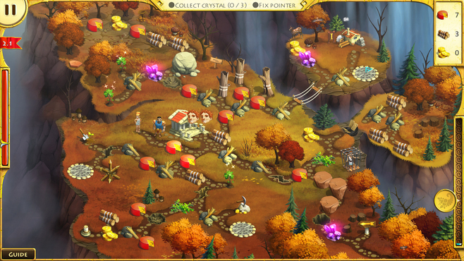 12 Labours of Hercules IV: Mother Nature Screenshot 1
