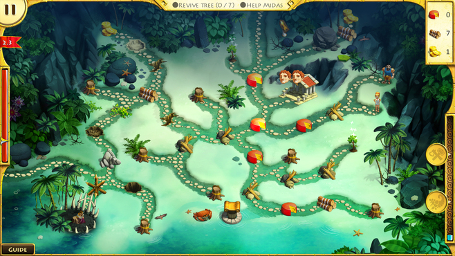 12 Labours of Hercules IV: Mother Nature Screenshot 2