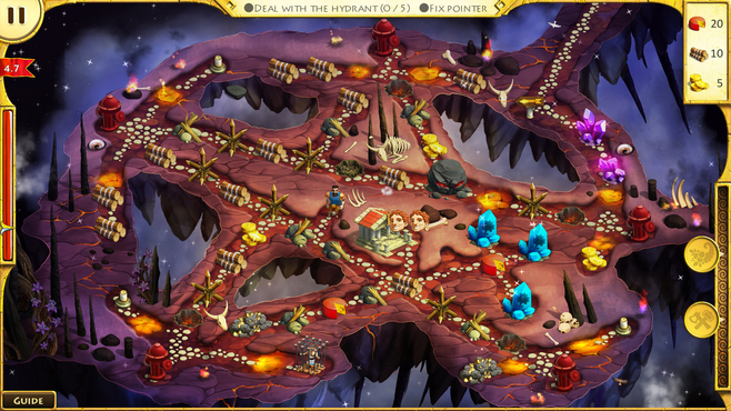 12 Labours of Hercules IV: Mother Nature Screenshot 3