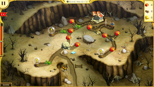 12 Labours of Hercules IV: Mother Nature Screenshot 4