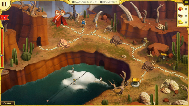 12 Labours of Hercules V: Kids of Hellas Collector's Edition Screenshot 1
