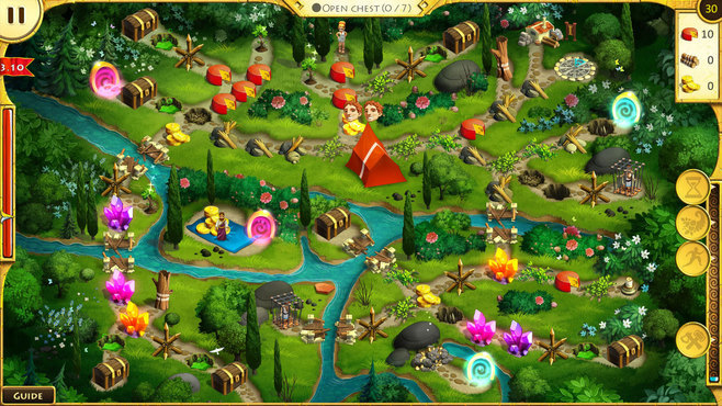12 Labours of Hercules V: Kids of Hellas Collector's Edition Screenshot 3