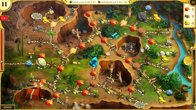 12 Labours of Hercules V: Kids of Hellas Collector's Edition Screenshot 7