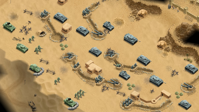 1943 Deadly Desert Screenshot 3
