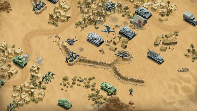 1943 Deadly Desert Screenshot 4